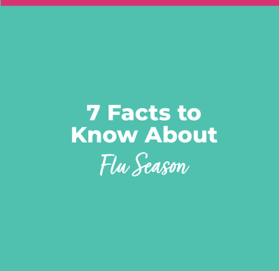 Flu Season 2019: 7 Facts to Know About Flu Season