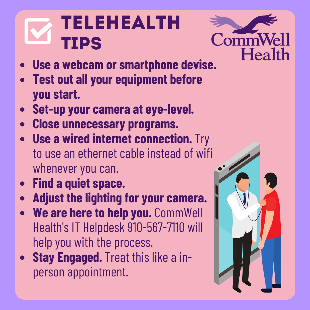 easy telehealth tips